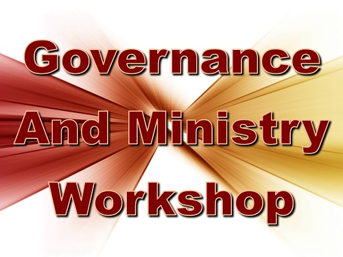 Governance and Ministry Workshop at Cornerstone MCC